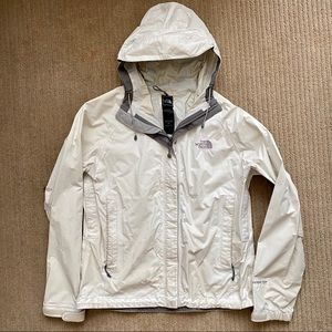 THE NORTH FACE VENTURE JACKET white small
